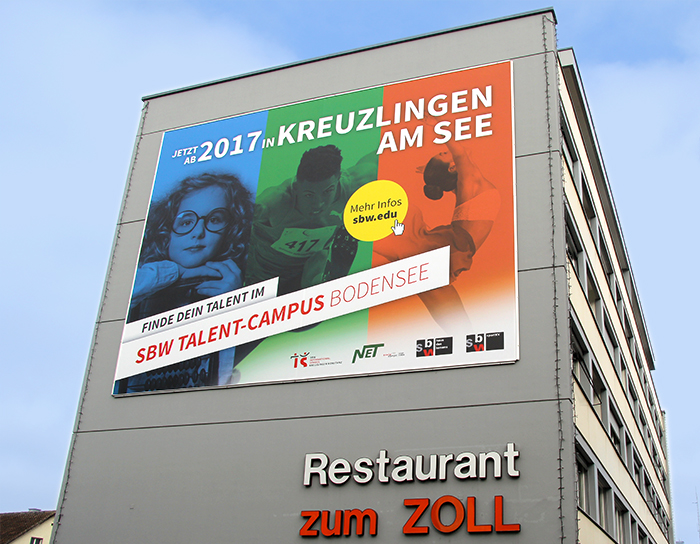 SBW Haus des Lernens: Wall Plakate